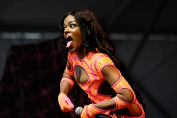 Azealia Banks Pleads Guilty To Breast Biting Incident; Reportedly All Smiles In Court