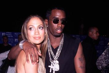 "Diddy Says Jennifer Lopez's Booty Will ""Go Down In History"""