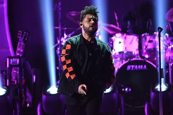 The Weeknd Nearly Doubles His Spotify Streaming Record On Apple Music