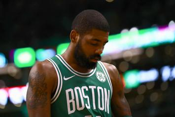 Kyrie Irving Reportedly Out For The Season