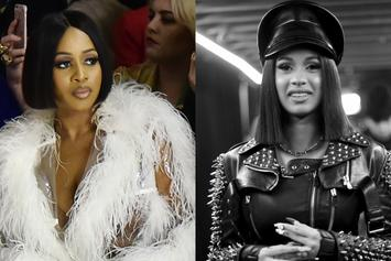 "Remy Ma Congratulates Cardi B On Pregnancy: ""I Am So Happy You Are Free"""
