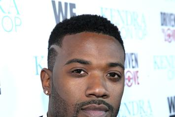 """Ray J Taking Shots At Kanye West & Kim K With New Cover Art & Single """"I Hit It First""""?"""