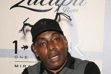 Coolio Arrested For Punching His Girlfriend In The Face, Hits Her With Car [Update: Case Dismissed]