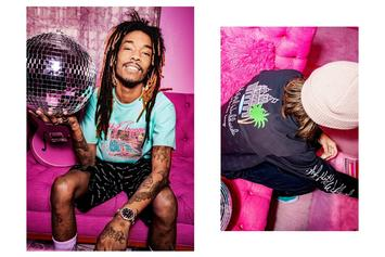HUF Unveils New Hotel Smokers Lounge 420 Collection