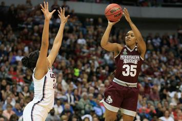 Lil Wayne Signs Mississippi State Guard Victoria Vivians To Young Money Sports
