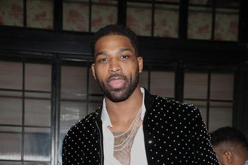 Tristan Thompson's Alleged NYC Side Chick Posts & Deletes Sextape