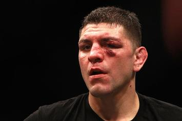 Nick Diaz Teases UFC Return On Instagram