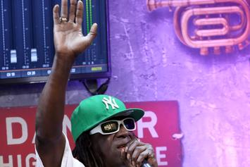 Flavor Flav's Chicken & Ribs Restaurant Served With Eviction Papers [Update: Restaurant Closes For Good]