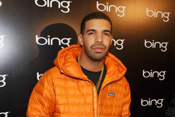 Drake Unveils OVO Owl New Era Fitted Cap