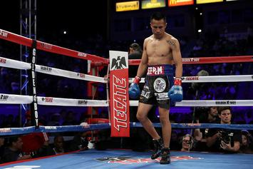 """Boxer Wearing """"America 1st"""" Trunks Pummelled By Mexican Opponent"""