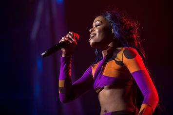 Azealia Banks Throws Shade At SZA For Biting Her Style
