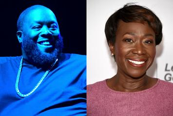 Killer Mike Pays A Visit To MSNBC's Joy Ann Reid To Discuss Black Gun Ownership