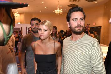 Scott Disick & Sofia Richie Co-Parent While Kourtney Kardashian Parties