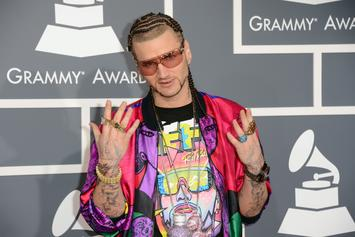 RiFF RAFF Files Cease And Desist Letter Over Photos Of Him Allegedly Masturbating