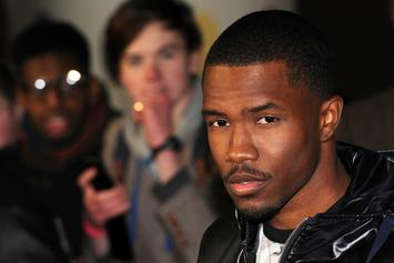 "Frank Ocean Says He Sold ""A Lot Of Cocaine And Crack"" In School"