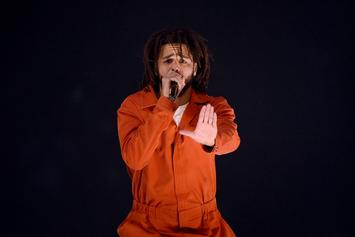 """J. Cole Announces New Album """"K.O.D."""" Dropping This Friday"""