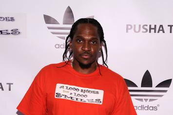 "Album Snippets For Pusha T's ""My Name Is My Name"""