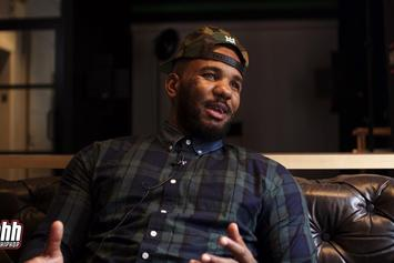 Game Talks On Tattoos & Says He Hasn't Started Working On New LP Yet