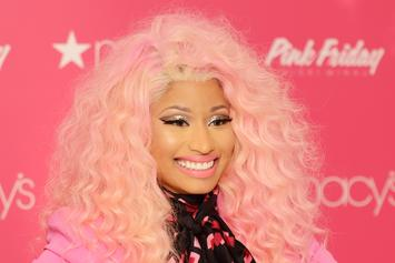 "Nicki Minaj Says Queen Latifah ""Paved The Way"" For Her"