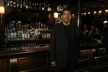 "Denzel Washington Hits Shaq With Epic ""Training Day"" Reenactment"