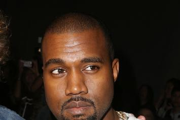 """Kanye West Opens """"Yeezus Tour"""" Pop-Up Shop In L.A."""