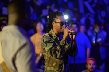 "Lupe Fiasco Updates Fans On ""Drogas Wave"" & ""Skulls"" Projects"