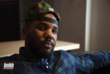 """The Game Raises Funds For Funeral Of Murdered 7-Year-Old, Spearheads """"Cease-Fire L.A."""" Campaign"""