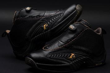 e76eefe6d5bf Allen Iverson Unveils Reebok Answer IV For Roundball Classic