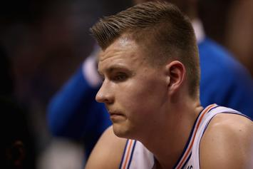 Kristaps Porzingis Could Miss Next Season, Says Knicks Owner