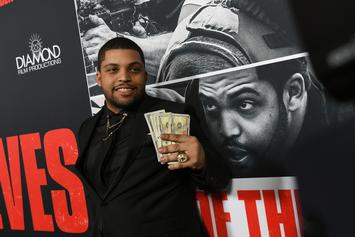 O'Shea Jackson Has Been Making Music With Big Sean, Method Man & Lil Dicky
