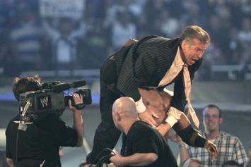 WWE Files Court Injunction Against Poop-Smearing Fan