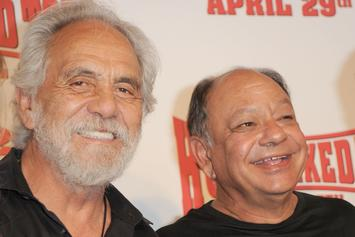 "Cheech & Chong Were Completely Sober When They Filmed ""Up In Smoke"""