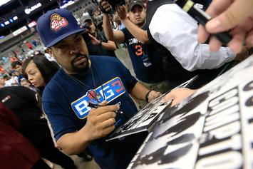 """Ice Cube Is Making Another """"Friday"""" Movie: Report"""