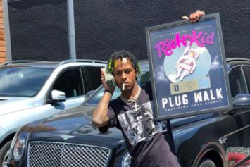 "Rich The Kid's ""Plug Walk"" Goes Gold"
