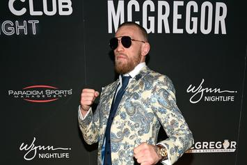 "Conor McGregor Impersonated On SNL's ""Weekend Update"""