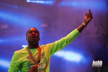 Meek Mill Says His New Album Is 70% Finished