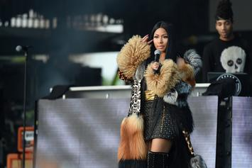 "Nicki Minaj Will Perform Her Favorite Track During ""Saturday Night Live"" Finale"