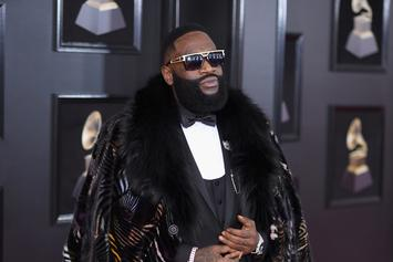 "Rick Ross Likens 50 Cent Beef To Chess, Discusses ""Mastermind"""