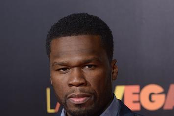 """50 Cent Leaves Interscope, Signs With Caroline/Capitol/UMG & Announces """"Animal Ambition"""" Release Date"""