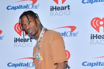 """Travi$ Scott Photographed For The Journal, Says Debut Album Is """"Super Eerie"""""""