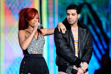 Drake Brought Rihanna Out At His Show In Paris