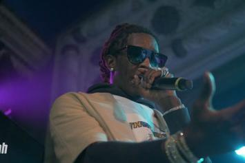 """Young Thug: """"I Dropped EBBTG On 2Pac's Bday Because I'm The #newPAC"""""""