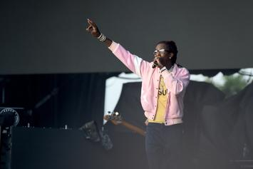 Young Thug Reportedly Arrested In ATL
