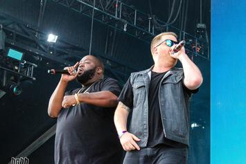 "Killer Mike & El-P's ""Run The Jewels 2"" Album Cover & Tracklist Revealed, Plus New Tour Dates"