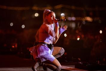"Ariana Grande Is Joining ""The Tonight Show"" With Jimmy Fallon For An Entire Epsiode"