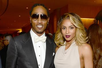 Future & Ciara Reportedly Agree To Joint Custody Of Baby Future