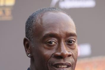 "Don Cheadle Was ""Kung-Fu Kenny"" Long Before Kendrick Lamar"