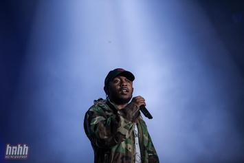 "Kendrick Lamar's ""DAMN."" Will Contain Production From 9th Wonder & Steve Lacy"