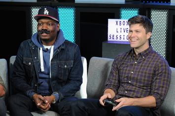 """SNL's"" Michael Che & Colin Jost Tapped To Co-Host 2018 Emmy Awards"