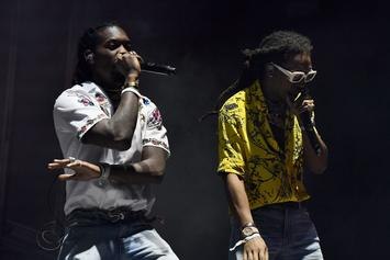 Migos' Offset Wants To Holler At Kid Who Knew All Their Lyrics At Coachella